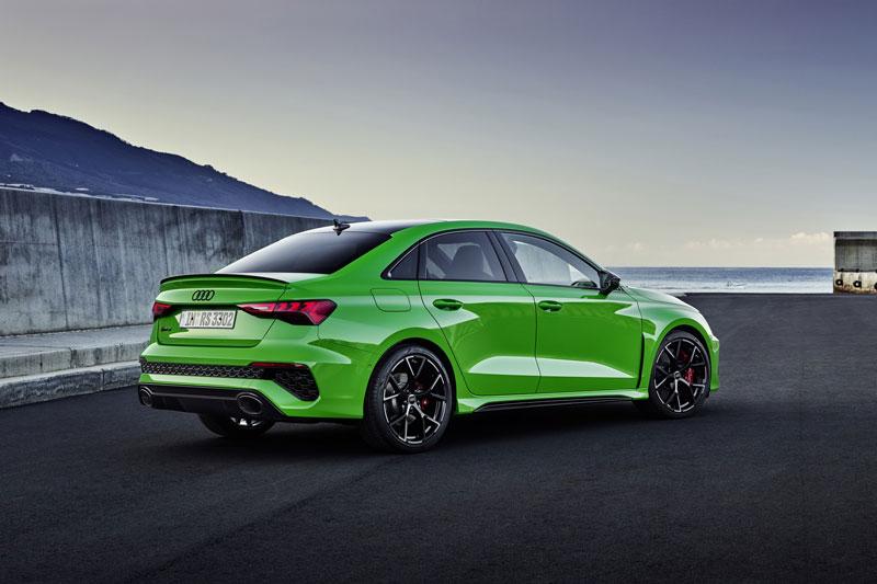 Audi RS3 2022 trình làng: Công suất 401 mã lực, giá hơn 1,6 tỷ đồng - ảnh 6