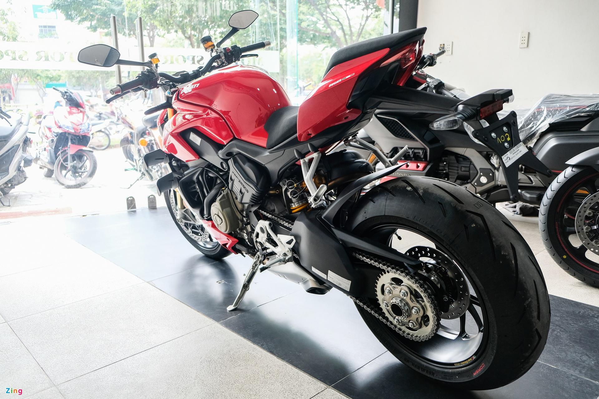 Những mẫu môtô chính hãng đắt nhất Việt Nam - ảnh 4