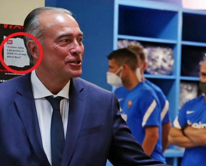 Barca lấy Ronaldo nhắc Messi và đồng đội phòng ngừa Covid-19 - ảnh 2