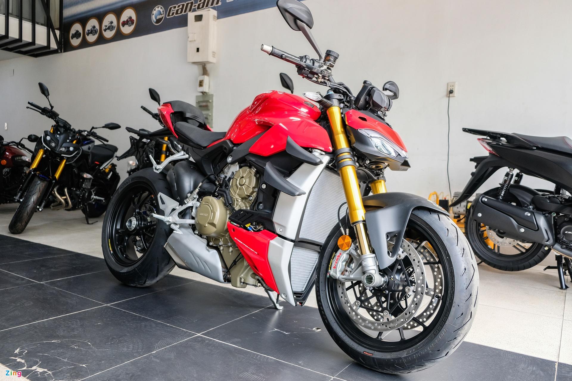 Những mẫu môtô chính hãng đắt nhất Việt Nam - ảnh 3