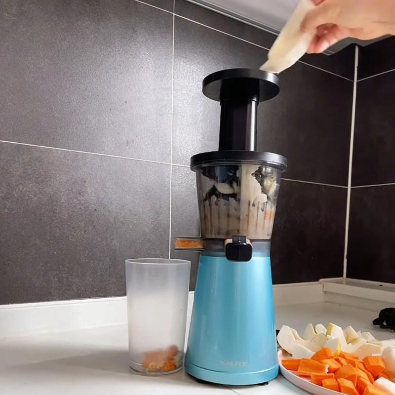 2 cách làm nước ép củ đậu giảm cân thanh mát bằng máy ép chậm - ảnh 4