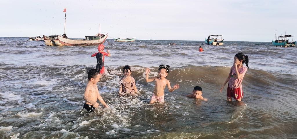 Về Sa Vĩ ngắm biển trời bao la nơi địa đầu tổ quốc - ảnh 12