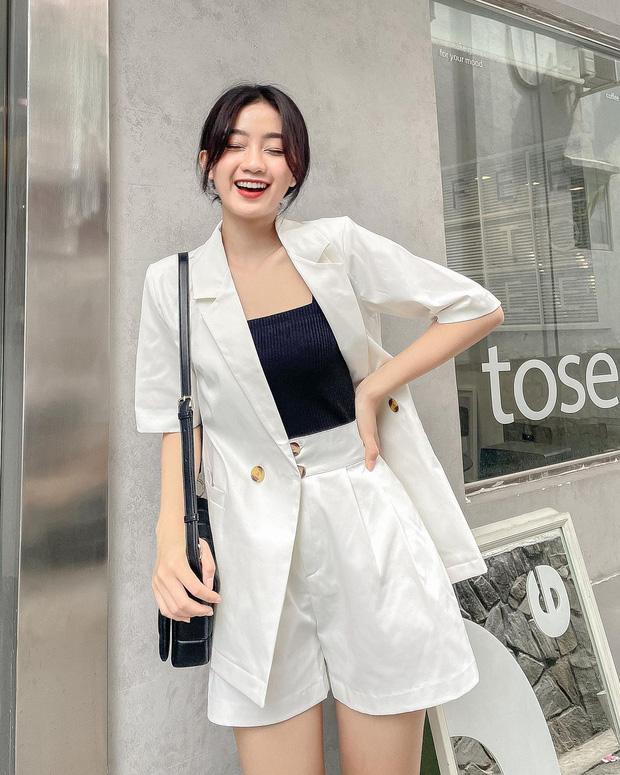 Bỏ từ 230k sắm mấy set đồ cộc tay này về thì khỏi lo mix&match vẫn mặc đẹp như gái Hàn - ảnh 15