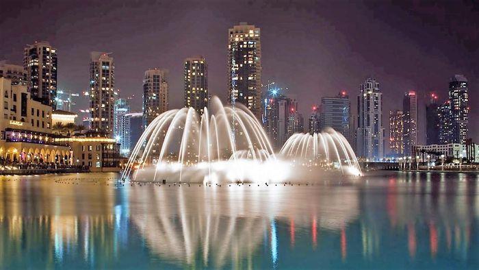 Những đài phun nước lộng lẫy, hoành tráng trên thế giới - ảnh 6