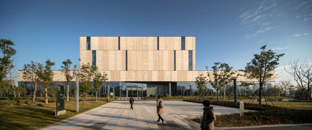 Những thư viện công cộng mới tốt nhất thế giới - ảnh 7