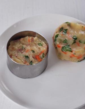 Bánh khoai tây chiên thơm phức cho bữa sáng - ảnh 8