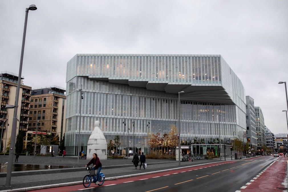 Những thư viện công cộng mới tốt nhất thế giới - ảnh 4