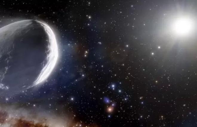 Đến gần chúng ta, siêu sao chổi to bằng 1000 lần đồng loại sống dậy - ảnh 2