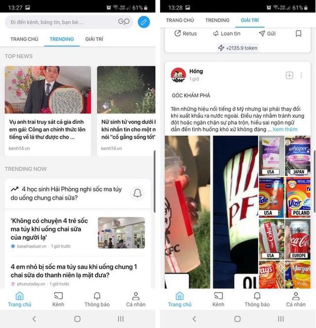 """Hướng dẫn cơ bản cách sử dụng mạng xã hội """"Made in Vietnam"""" Lotus - ảnh 5"""