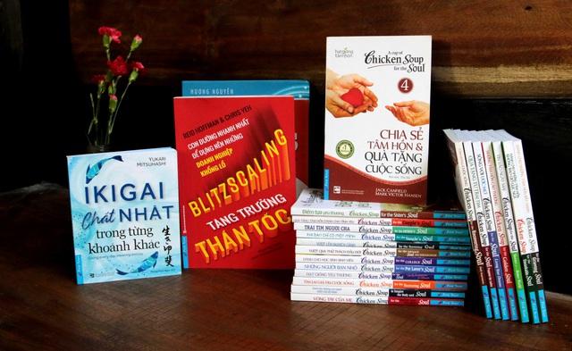 Top 100 cuốn sách First News xuất bản được bạn đọc yêu thích nhất năm 2019 - ảnh 2
