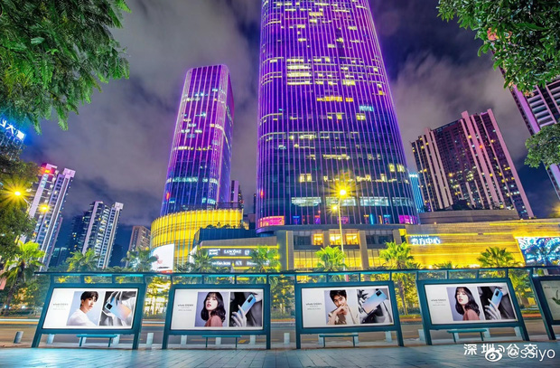Choáng ngợp với hình ảnh của riêng Lisa (BLACKPINK) phủ sóng khắp mọi nơi tại Trung Quốc - ảnh 7