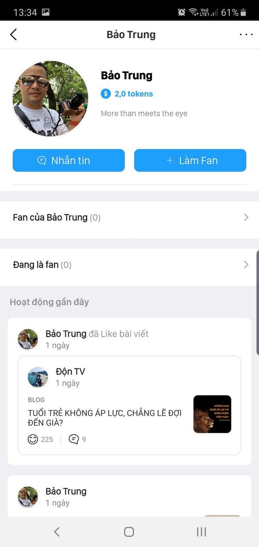 """Hướng dẫn cơ bản cách sử dụng mạng xã hội """"Made in Vietnam"""" Lotus - ảnh 7"""