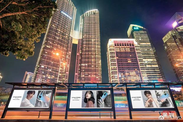 Choáng ngợp với hình ảnh của riêng Lisa (BLACKPINK) phủ sóng khắp mọi nơi tại Trung Quốc - ảnh 2