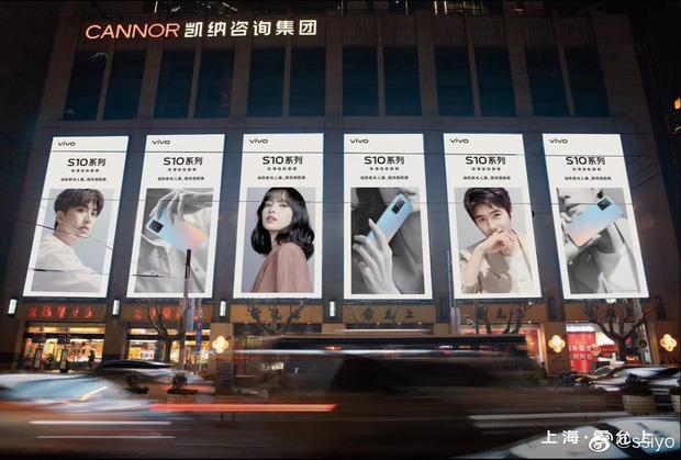 Choáng ngợp với hình ảnh của riêng Lisa (BLACKPINK) phủ sóng khắp mọi nơi tại Trung Quốc - ảnh 10