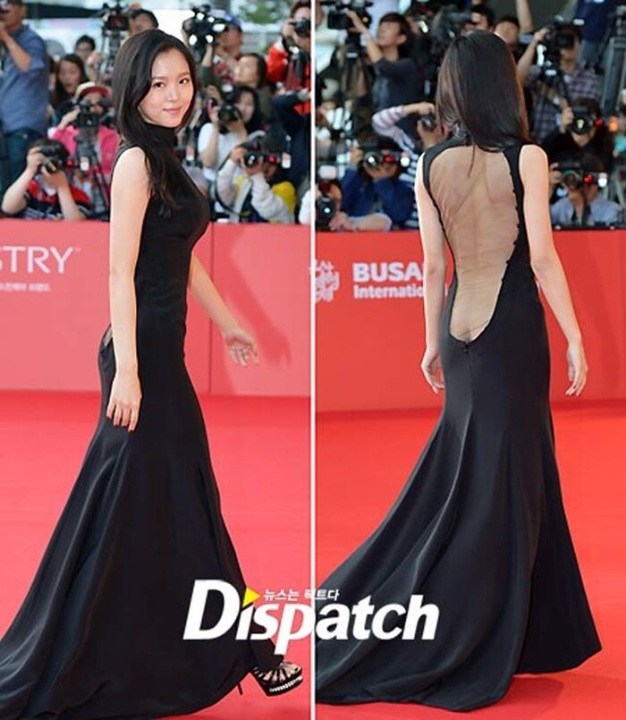 Những lần mặc như không mặc của sao Hàn khiến fan ngượng chín mặt - ảnh 7