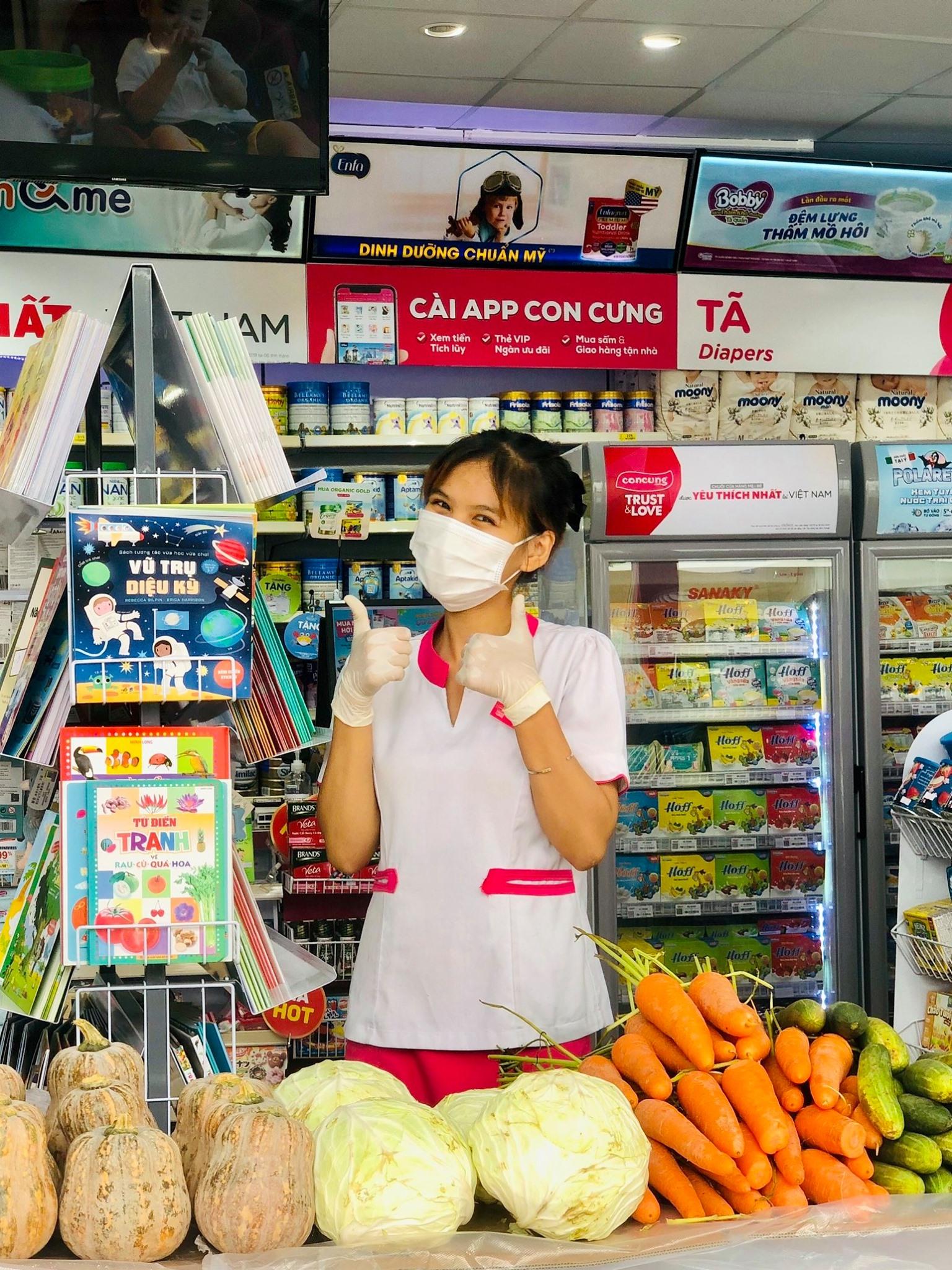 Ngoài siêu thị, người dân ở TP.HCM có thể tới những địa chỉ này mua rau củ, thịt cá - ảnh 3