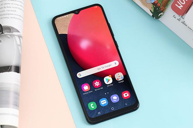 Galaxy A02s - Smartphone