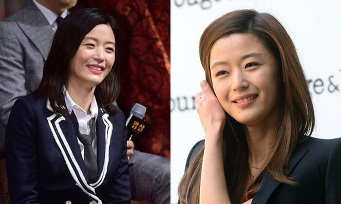 Sao Hàn - Trung - Việt tuổi tứ tuần: Song Hye Kyo, Lâm Tâm Như, Kim Tae Hee vẫn thua xa sao Việt này - ảnh 3