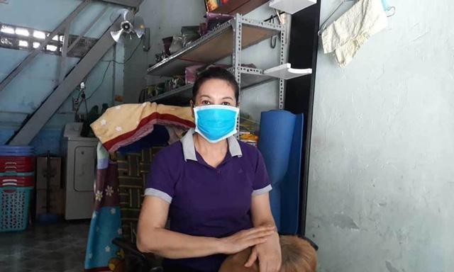 Dịch bệnh hoành hành, bà chủ nhà trọ ở TP.HCM lo miếng ăn cho người nghèo - ảnh 2