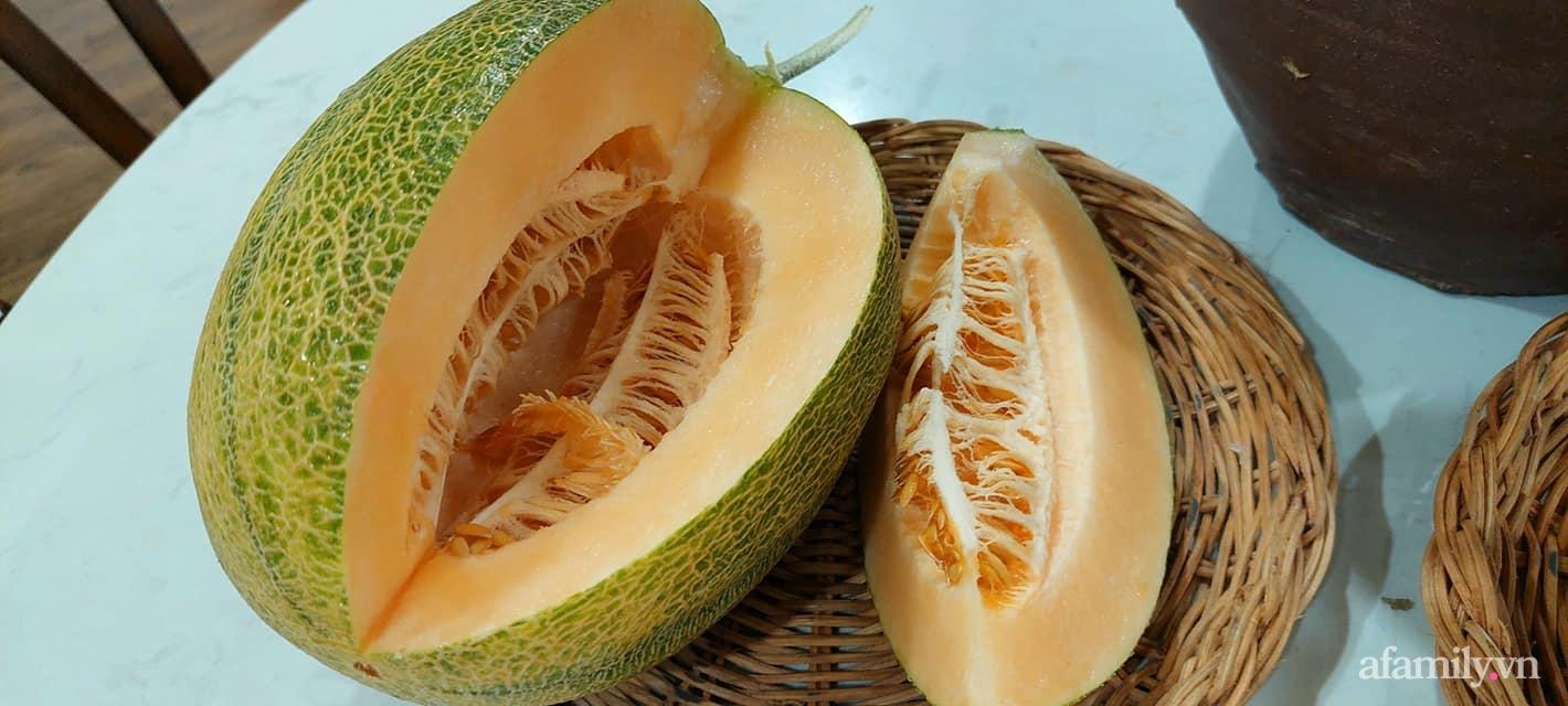 Sân thượng 50m² không khác gì trang trại với đủ loại rau quả sạch theo mùa của mẹ đảm ở Hà Nội - ảnh 24
