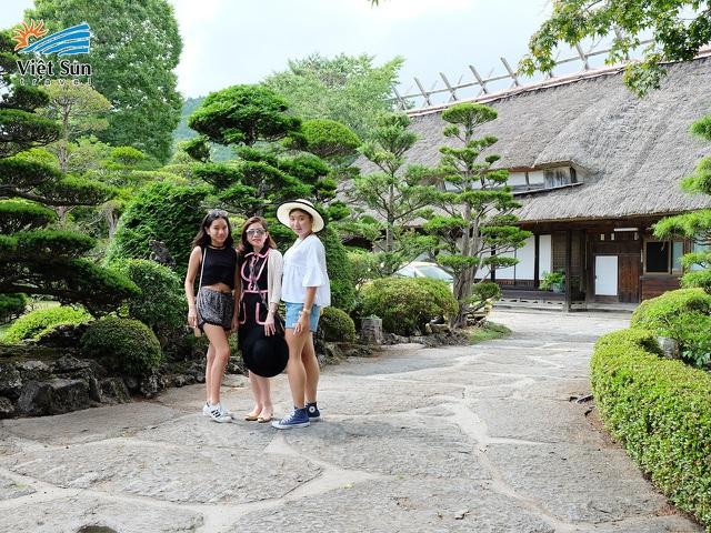 Ngắm hoa oải hương ngút ngàn dưới chân núi Phú Sĩ - ảnh 4