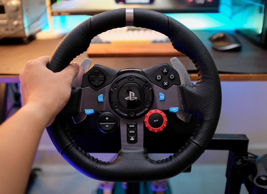 Tôi có thể tập lái ôtô tại nhà mùa giãn cách? - ảnh 6