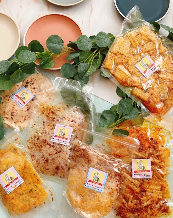 Hành trình khởi nghiệp bằng đồ ăn vặt Việt Nam trên đất Mỹ của cô chủ Vũ Hồng Cúc - ảnh 4