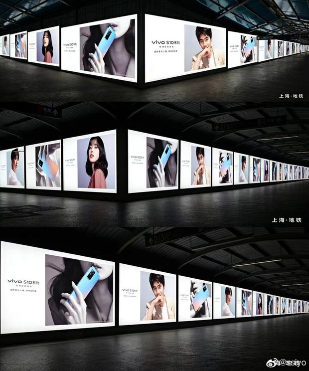 Choáng ngợp với hình ảnh của riêng Lisa (BLACKPINK) phủ sóng khắp mọi nơi tại Trung Quốc - ảnh 6
