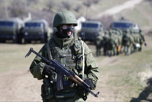[ẢNH] Ly khai miền Đông mong đợi hành động từ Nga sau bài báo của ông Putin - ảnh 8