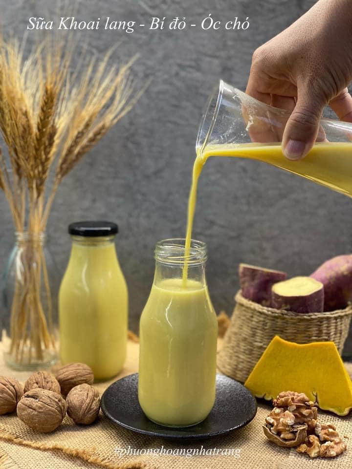 Đang nghỉ giãn cách, ghim cách làm các loại sữa hạt đã ngon lại bổ - ảnh 7