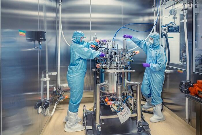 Bên trong cơ sở sản xuất vaccine Covid-19 của BioNTech - ảnh 4