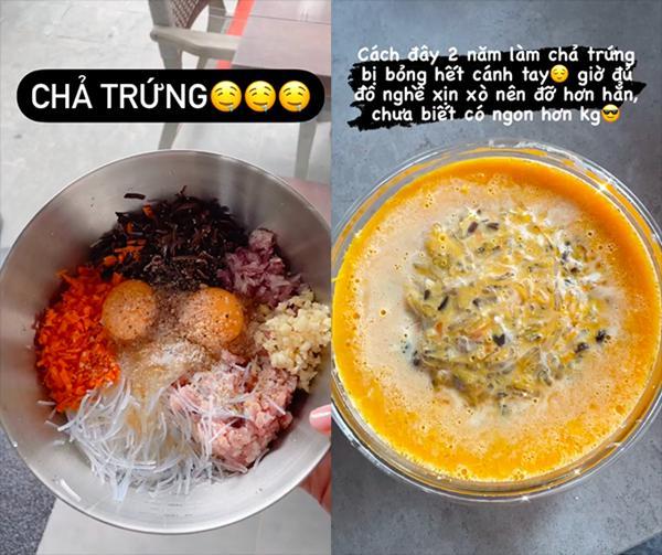 Mâm cơm chuẩn vị miền Nam nhà Tóc Tiên - ảnh 3