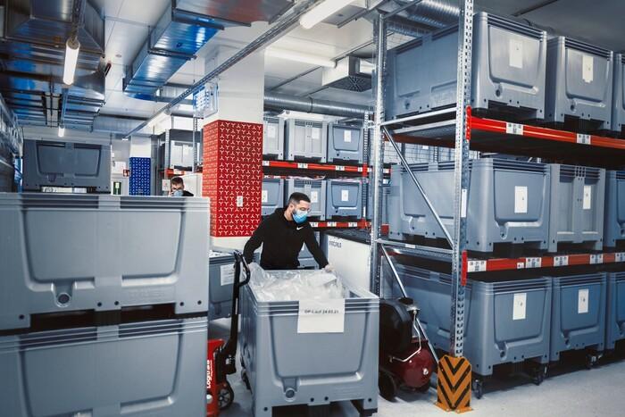 Bên trong cơ sở sản xuất vaccine Covid-19 của BioNTech - ảnh 10