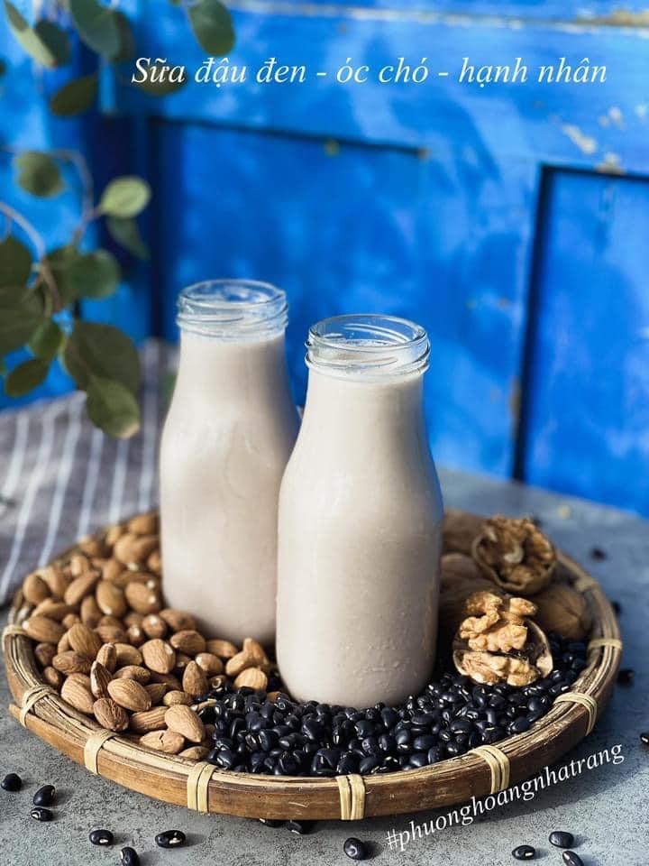 Đang nghỉ giãn cách, ghim cách làm các loại sữa hạt đã ngon lại bổ - ảnh 6