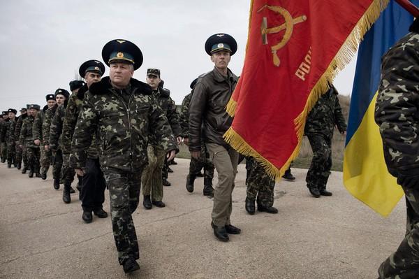 [ẢNH] Ly khai miền Đông mong đợi hành động từ Nga sau bài báo của ông Putin - ảnh 11