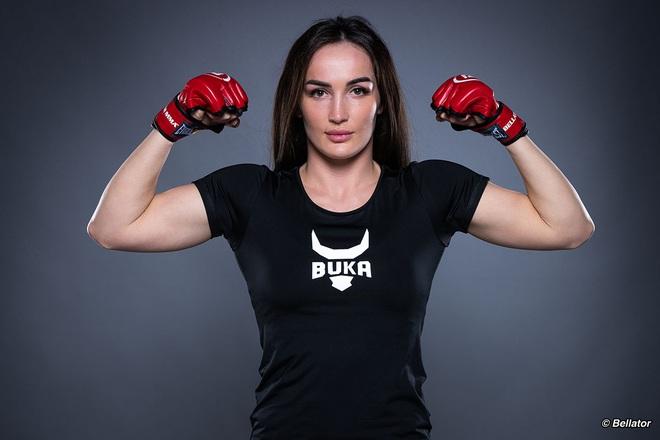 Mỹ nhân MMA người Nga tiếp tục giành chiến thắng ấn tượng - ảnh 2