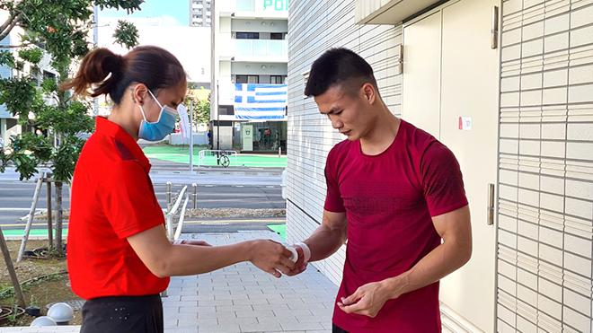 Trưởng đoàn Thể thao Việt Nam Trần Đức Phấn: ''Chủ động phòng dịch, ngăn ngừa rủi ro'' - ảnh 2