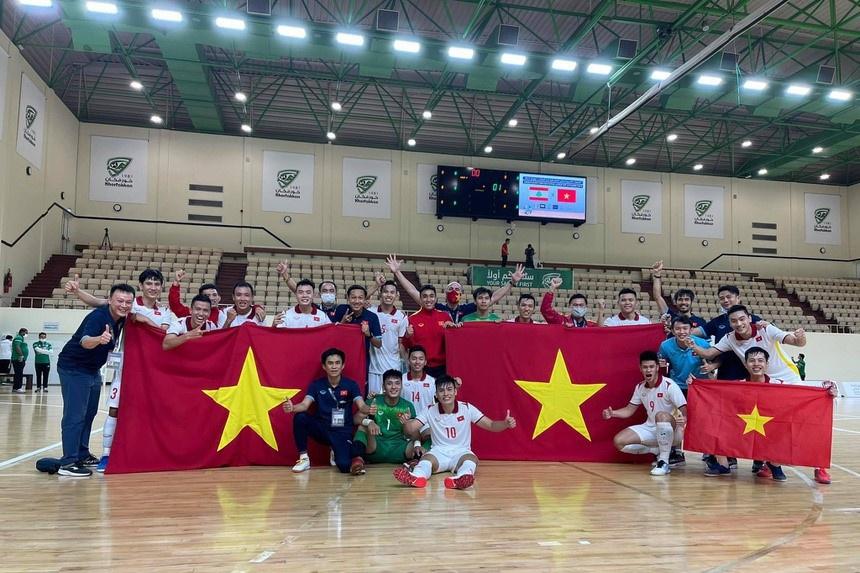 Tuyển futsal Việt Nam thay đổi nhân sự dự World Cup - ảnh 2