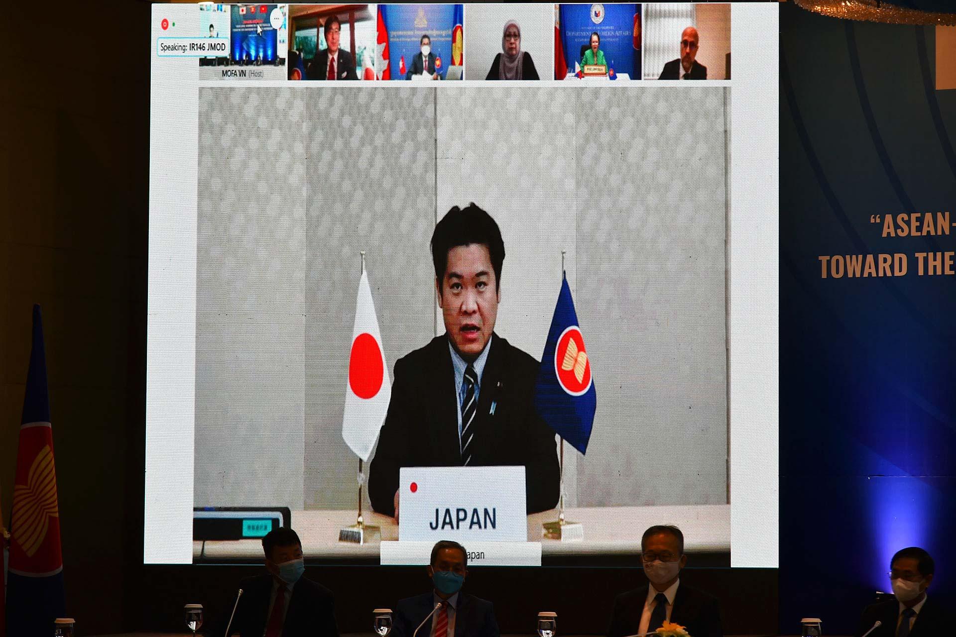 ASEAN-Nhật Bản: Hướng tới 50 năm quan hệ đối tác - ảnh 2