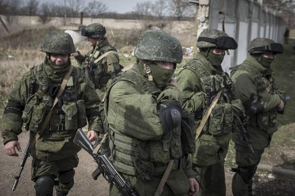 [ẢNH] Ly khai miền Đông mong đợi hành động từ Nga sau bài báo của ông Putin - ảnh 10