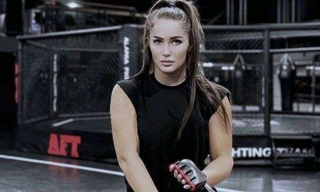 Mỹ nhân MMA người Nga tiếp tục giành chiến thắng ấn tượng - ảnh 6
