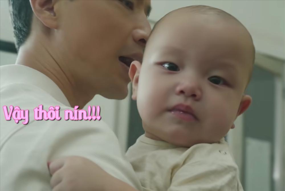 Con trai Hồ Ngọc Hà liên tục 'trở mặt' dù đóng có 2s quảng cáo - ảnh 9