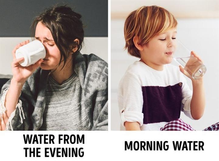 Vì sao không nên để cốc nước qua đêm gần giường ngủ? - ảnh 2