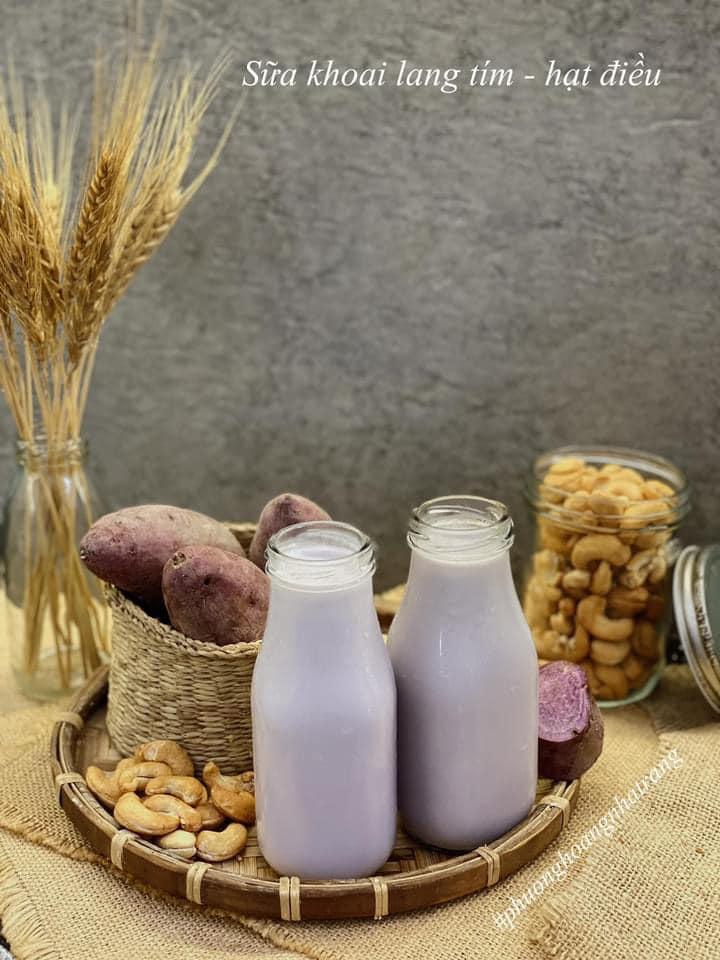 Đang nghỉ giãn cách, ghim cách làm các loại sữa hạt đã ngon lại bổ - ảnh 2