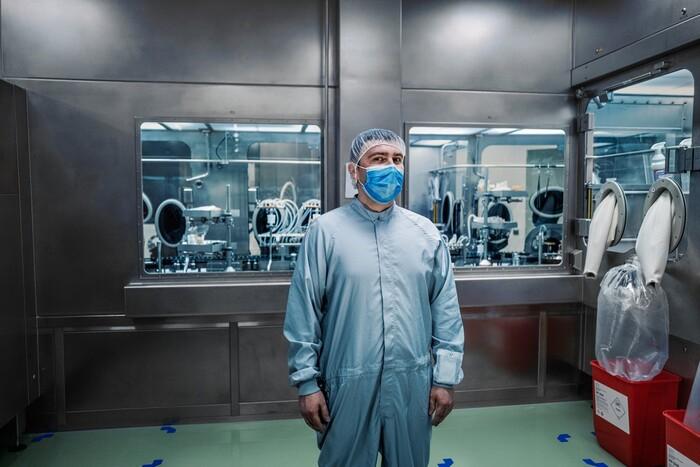 Bên trong cơ sở sản xuất vaccine Covid-19 của BioNTech - ảnh 11