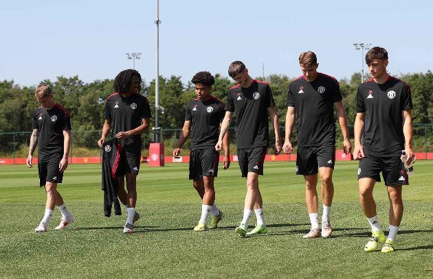 Trở lại Man Utd, Jesse Lingard được Michael Carrick chỉ bảo tận tình - ảnh 11