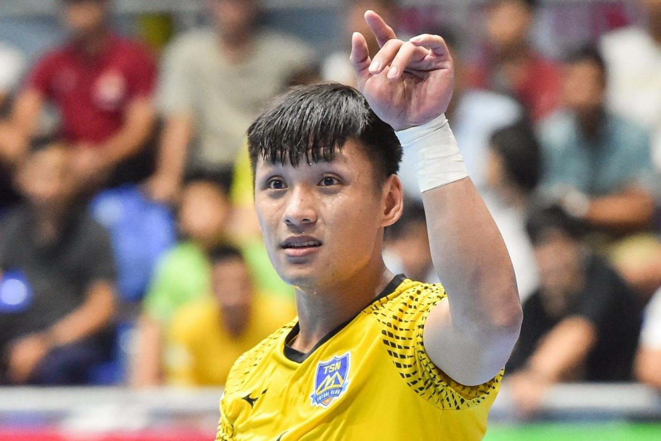 Tuyển futsal Việt Nam thay đổi nhân sự dự World Cup - ảnh 3