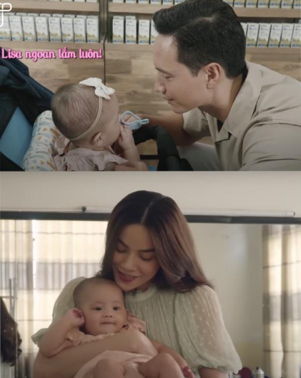 Con trai Hồ Ngọc Hà liên tục 'trở mặt' dù đóng có 2s quảng cáo - ảnh 14