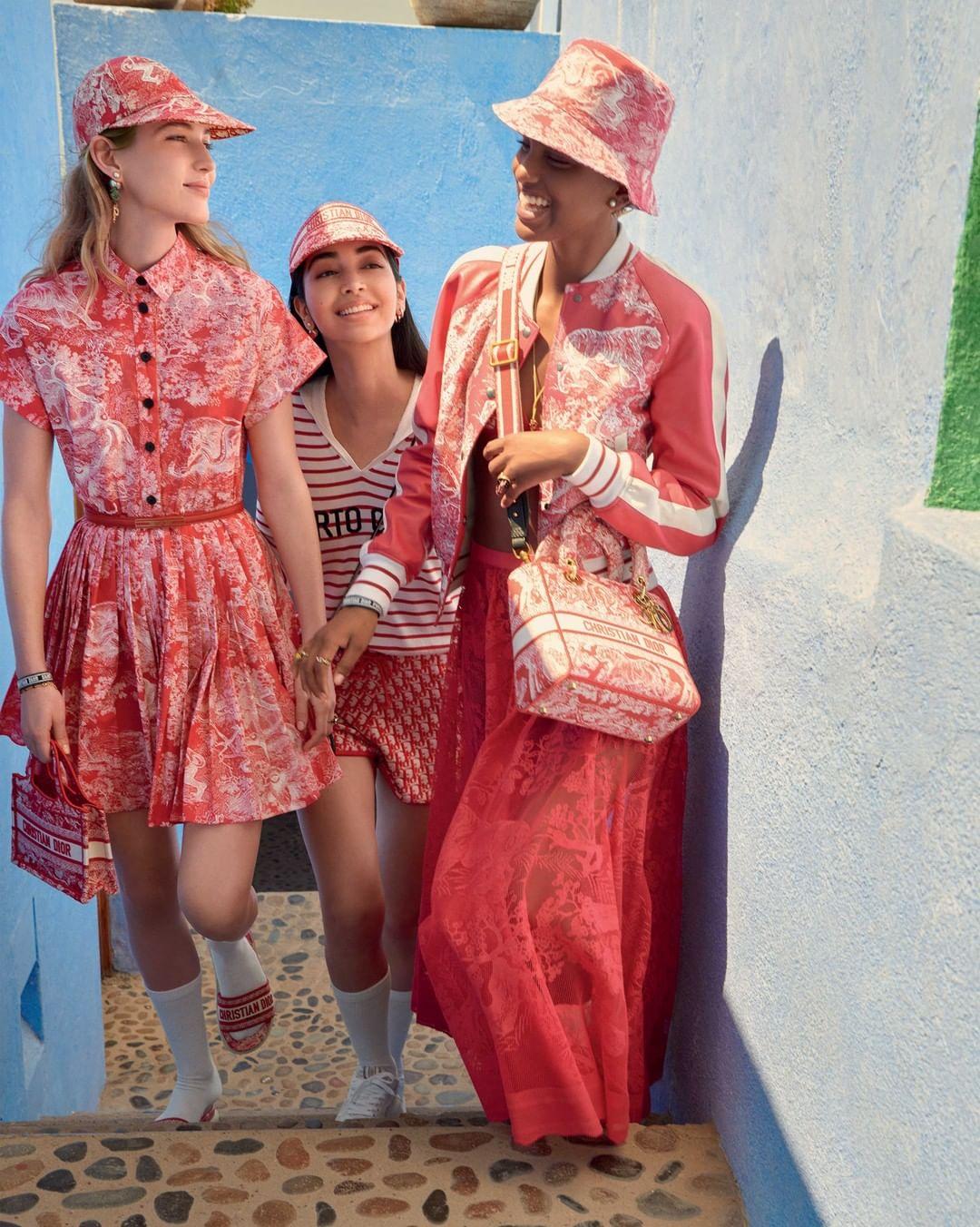 Những bộ sưu tập mùa hè đáng chú ý xua tan mùa Covid ảm đạm - ảnh 2