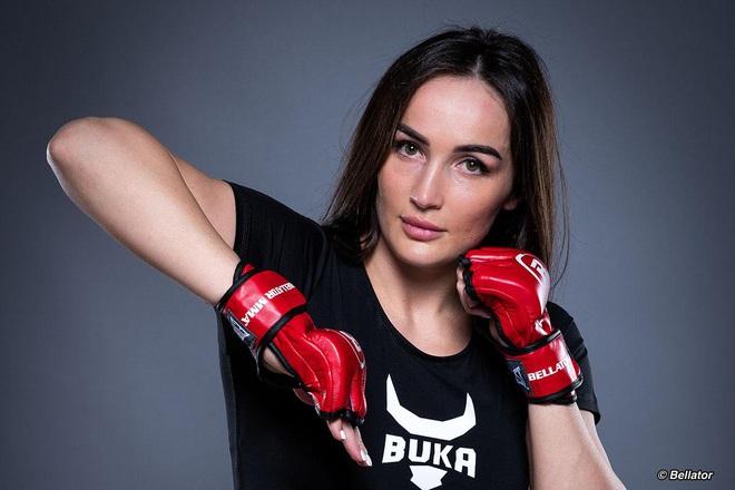 Mỹ nhân MMA người Nga tiếp tục giành chiến thắng ấn tượng - ảnh 4